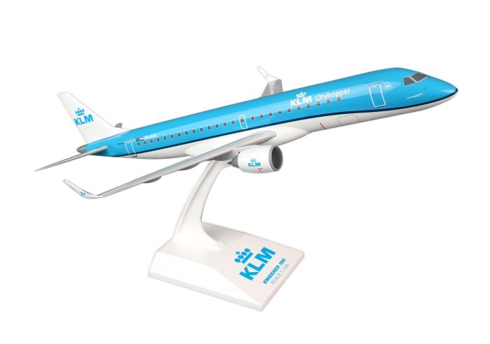 KLM ERJ-190 (1:100) by SkyMarks Airliners Models item number: SKR808