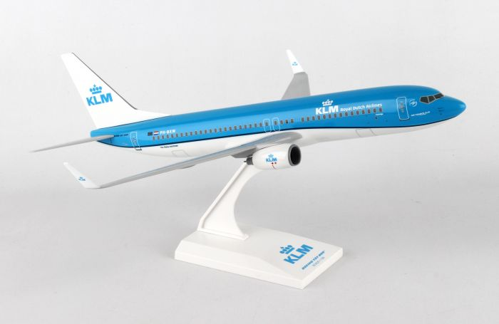 KLM 737-800 New Livery (1:130) by SkyMarks Airliners Models item number: SKR844