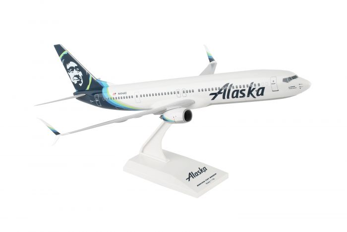 Alaska 737-900 New 2016 Livery (1:130) by SkyMarks Airliners Models item number: SKR875