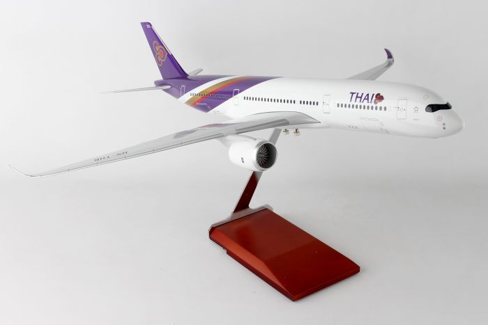 Thai A350-900 (1:100) by Skymarks Supreme Desktop Aircraft Models item number: SKR8802