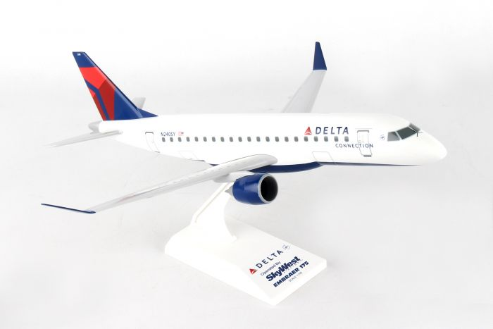 Delta Skywest N240SY ERJ-175 (1:100) by SkyMarks Airliners Models item number: SKR922