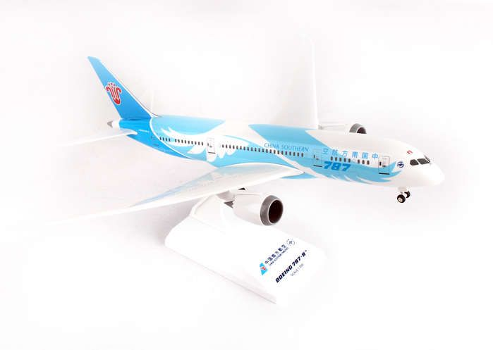 China Southern 787-8 with Gear (1:200) by SkyMarks Airliners Models item number: SKR929