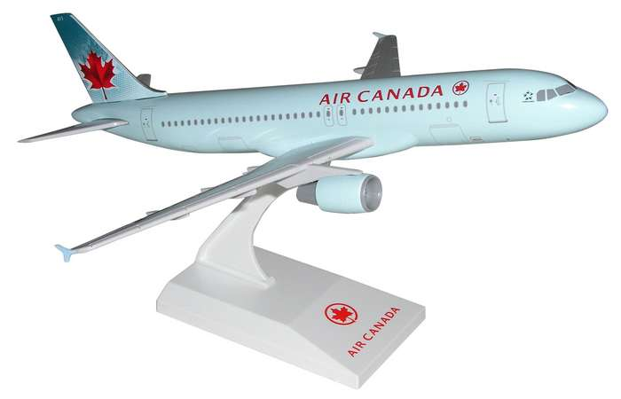 Air Canada A320 (New Colors) (1:150)