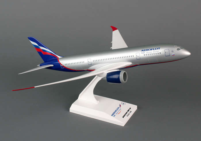 Aeroflot 787-8 (1:200), SkyMarks Airliners Models Item Number SKR771