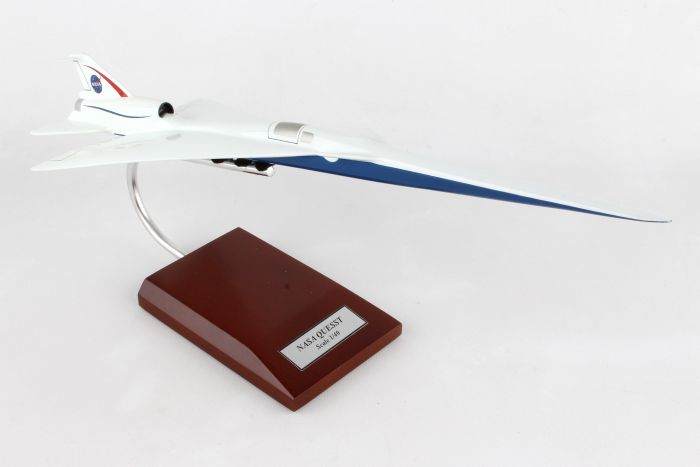 "QueSST ""Quiet Supersonic Technology"" Demonstrator (1:72) by Executive Series Display Models item number: E90472"