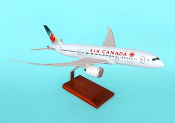 Air Canada 787-8 (1:100), Executive Series Display Models Item Number G28010E