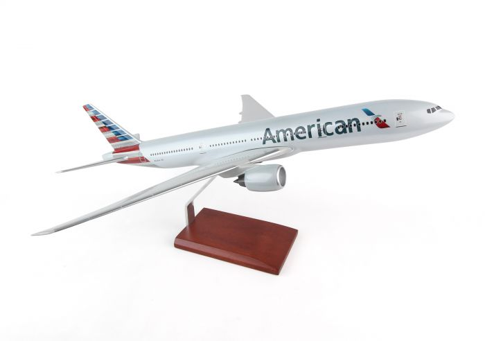 American 777-200 (1:100) New Livery by Executive Series Display Models item number: G47100