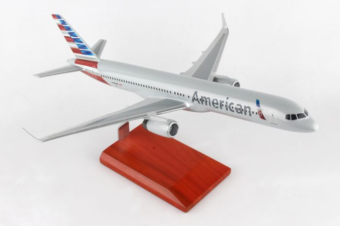 American 757-200 New Livery (1:100) by Executive Series Display Models item number: G50100