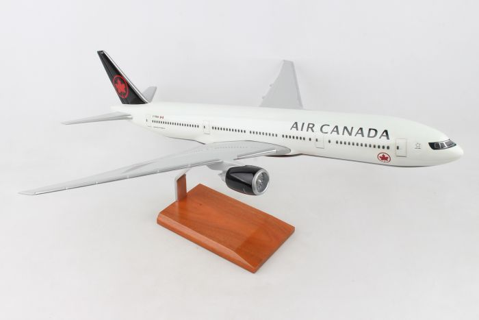 Air Canada 777-200 New Livery 1:100 New Livery by Executive Series Display Models item number: G55710