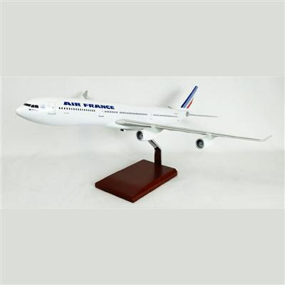 A340-300 Air France (1:100), TMC Pacific Desktop Airplane Models Item Number KA340AFTR