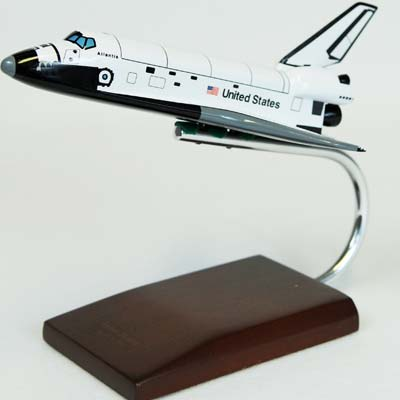 Orbiter Atlantis (1:200), Executive Series Display Models Item Number KYNASAOATP