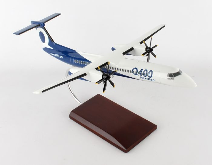 Bombardier Q400 House Colors (1:72) by Executive Series Display Models item number: XBD8Q400