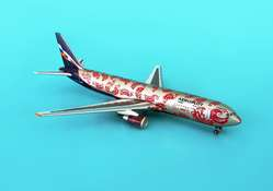 Aeroflot 767-300  (1:500), InFlight 500 Scale Diecast Airline models Item Number IF5763012