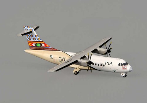 "PIA ATR 42-500 ""The City Of Flowers"" ~AP-BHI (1:400)"