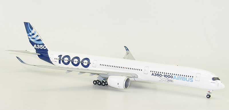 "Airbus House A350-1000 ""Flap Down"" (1:200) - Special Clearance Pricing, JC Wings Diecast Airliners, LH2086A"