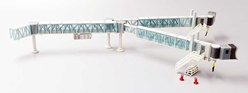 Passenger Boarding Bridge (Wide Body x 1) (1:200)