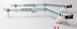 Passenger Boarding Bridge (Narrow Body x 2) (1:200)