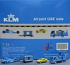 KLM GSE Set 2 (1:200) - Special Clearance Pricing, JC Wings Diecast Airliners, XX2022