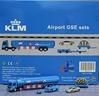 KLM GSE Set 5 (1:200) - Special Clearance Pricing, JC Wings Diecast Airliners, XX2025