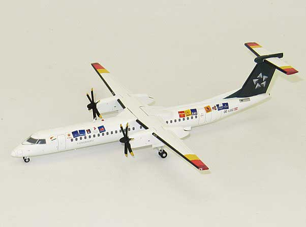"Tyrolean Airways Dash 8-Q400 ""Star Alliance"" (1:200) - Special Clearance Pricing"