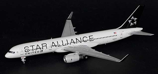 United B757-200 Winglets N14120 (1:200) - Special Clearance Pricing
