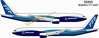 Boeing 777-200 Freighter, 2004 Boeing Livery (1:400), DragonWings 400 Diecast Airliners Item Number DRW55865