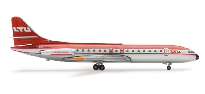 Ltu Caravelle (1:500), Herpa 1:500 Scale Diecast Airliners Item Number HE505321