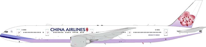 China Airlines 777-36N/ER B-18052 (1:200)