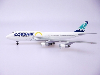 "Corsair B747-300 ""Sun"" F-GSUN (1:500), Blue Box Airplane Models Item Number BB5-2002-16"
