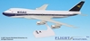 BOAC 747-100 (1:200), Flight Miniatures Snap-Fit Airliners, Item Number BO-74710H-005