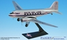 Delta DC-3 (1:100), Flight Miniatures Snap-Fit Airliners, Item Number DC-00300C-005