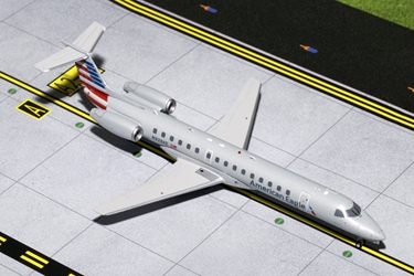 "American Eagle ERJ-145 ""New Livery"" N928AE (1:200), GeminiJets 200 Diecast Airliners, Item Number G2AAL448"