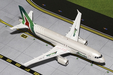 Alitalia A320 New Livery EI-DSY (1:200), GeminiJets 200 Diecast Airliners, Item Number G2AZA468