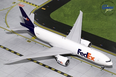 FedEx B777F N886FD (1:200), GeminiJets 200 Diecast Airliners, Item Number G2FDX775