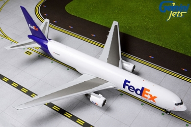 FedEx B767-300ERF N102FE (1:200) by GeminiJets 200 Diecast Airliners Item Number: G2FDX824