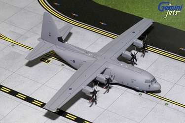 Royal Air Force C-130J ZH886 (1:200), GeminiJets 200 Diecast Airliners Item Number G2RAF713