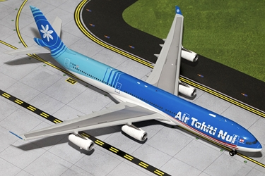 Air Tahiti Nui A340-300 F-OLOV (1:200), GeminiJets 200 Diecast Airliners, Item Number G2THT376
