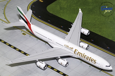 Emirates A340-500 A6-ERE (1:200) - New Mould