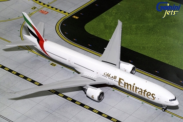 Emirates B777-300ER A6-ENJ (1:200) - Preorder item, order now for future delivery