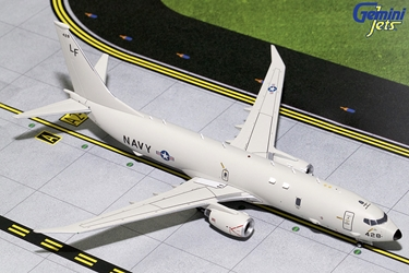 "US Navy P-8 Poseidon ""428"" (1:200) - New Mould, GeminiJets 200 Diecast Airliners, Item Number G2USN622"
