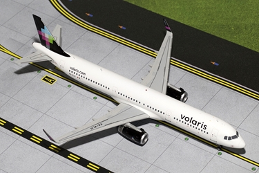Volaris A321 Sharklets XA-VLH (1:200), GeminiJets 200 Diecast Airliners Item Number G2VOI540