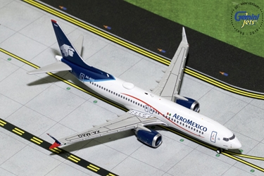 AeroMexico B737 MAX-8 XA-MAG (1:400) - Preorder item, order now for future delivery