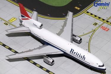 "British Airways L-1011-100 ""Negus Livery"" G-BBAG (1:400) - Preorder item, order now for future delivery"