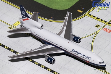 British Airways L-1011-1 (Landor Livery) G-BBAF (1:400)