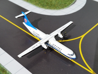 China Southern ATR-72 B-3027 (1:400), GeminiJets 400 Diecast Airliners Item Number GJCSN1316