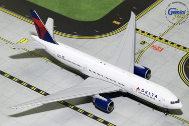 Delta B777-200LR N708DN (1:400) - Preorder item, order now for future delivery