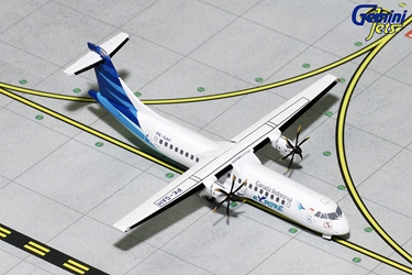 Garuda Indonesia Explore ATR-72 PK-GAH (1:400) - Preorder item, order now for future delivery