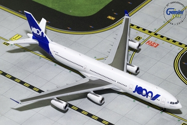 Joon A340-300 F-GLZP (1:400) - Preorder item, order now for future delivery