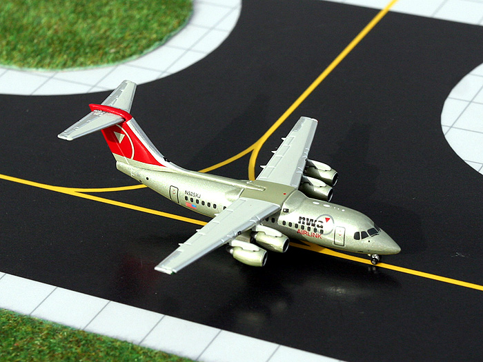 Northwest Airlink RJ-85, New Livery (1:400), GeminiJets 400 Diecast Airliners, Item Number GJNWA405