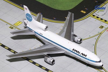 "Pan Am L-1011-500 ""Clipper Black Hawk"" N511PA (1:400)"